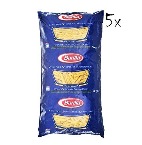 5x Barilla Penne Rigate Ristorante No. 73 Italian