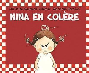 """Afficher """"Nina<br /> Nina en colère"""""""