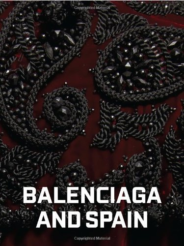 By Hamish Bowles - Balenciaga and Spain: Spanish Master