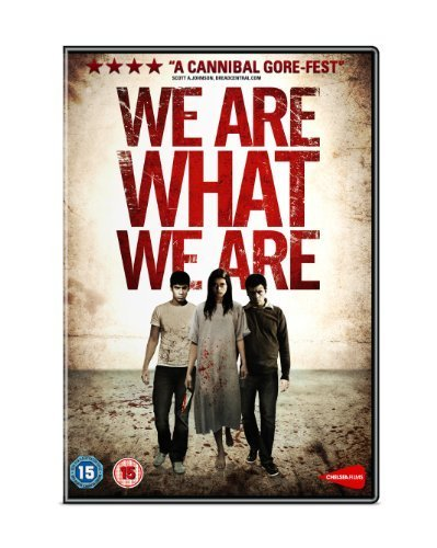 Wir sind was wir sind / We Are What We Are (2010) ( Somos lo que hay ) [ UK Import ]