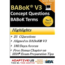 BABok V3 Concept Questions BA terms (English Edition)