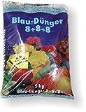 Blaudünger 4 x 5kg 20kg Universaldünger Blaudung GPI