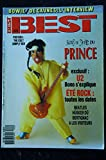 BEST 228 JUILLET 1987 COVER PRINCE INTERVIEW DAVID BOWIE U2 BONO BEATLES BERTIGNAC POSTERS THE CULT SIMPLY RED