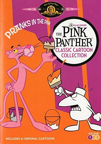 The Pink Panther Show Poster