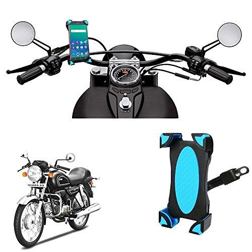 Vheelocityin Mirror Attachment Bike Mobile Holder For Hero Motocorp Splendor Pro Classic