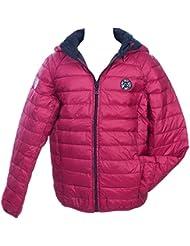 Waxx Down jacket-cherry jr-Doudounes cazadoras