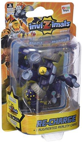 IMC Toys Pack 1 figuras invizimals (30664IZ)