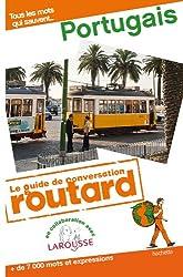 Le Routard Guide de conversation Portugais