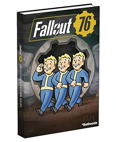 fallout loesungsbuch Fallout 76 - Das offizielle Lösungsbuch (Collector's Edition)