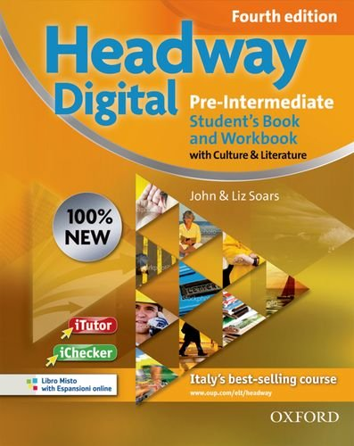 New headway digital. Pre-intermediate. Student's book-Workbook. Without key. Con espansione online. Per le Scuole superiori.