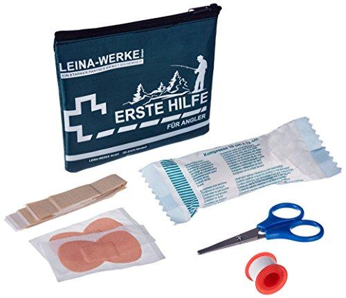 Leina Werke REF 51002 GR Erste-Hilfe-Set für Angler