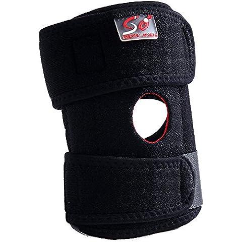 Regolabile Tennis Golf Gomito Brace Wrap cinturino braccio di supporto (2pezzi)