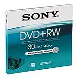 Sony - DVD+RW (rewritable) für DVD-Camcorder, 30 Minuten