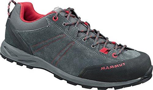 Mammut Wall Low Men - graphite/lava - Outdoorschuhe graphite/lava