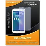"""2 x SWIDO protecteur d'écran Asus Zenfone Live (ZB501KL) protection d'écran feuille """"AntiReflex"""" antireflets"""