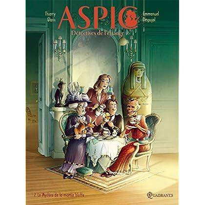 Aspic, détectives de l'étrange 7