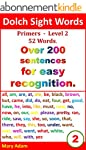 Dolch Sight words. Primers Level 2. 5...
