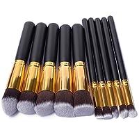 10Pcs Makeup Brushes Professional Cosmetic Make Up Brush