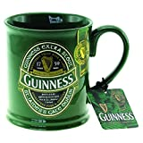 Guinness Green Collection Tankard Mug by Guinness Official Merchandise