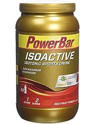 Powerbar Boisson Energétique Isoactive Goût Red Fruit Punch - 1320g
