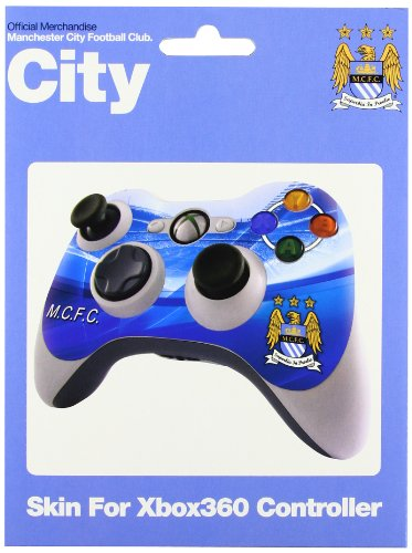 Manchester City FC Skin for Xbox 360 Controller