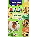 Vitakraft KRÄCKER Trio Mix 3Cochon d'Inde