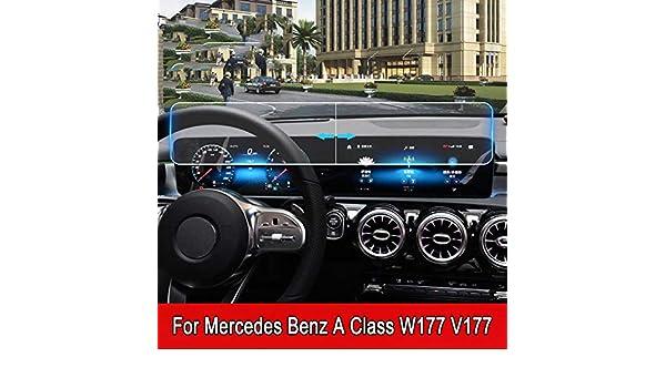 DIYUCAR f/ür Benz-A-Klasse W177 A180 A200 2019 Auto Innenkonsole Armlehne Aufbewahrungsbox Zubeh/ör