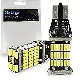 Safego 2x 1000 lúmenes T15 W16W CANBUS Libre De Errores 921 912 4014 45 de BT de Chipsets bombillas...