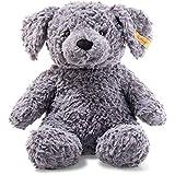 Steiff 083587 Soft Cuddly Friends Toni Hund 38 cm blaugrau