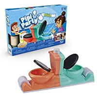 Hasbro-Spiele-E3257100-PIPI-Party-Duell-Kinderspiel-Multicolor Hasbro Spiele E3257100 Pipi Party Duell, Kinderspiel, Multicolor -