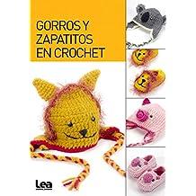 Gorros y zapatitos en crochet (Manos maravillosas) ca57b6462b6