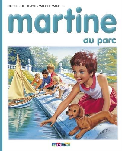Martine au parc