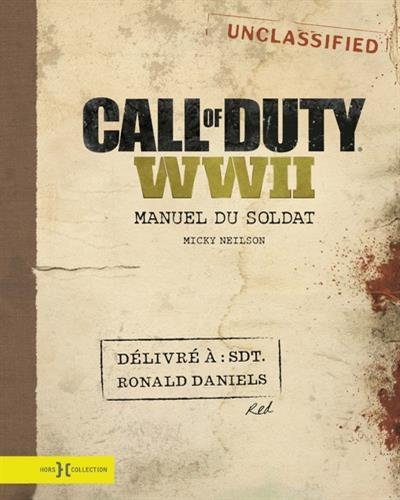 Call of Duty WWII - Manuel du soldat
