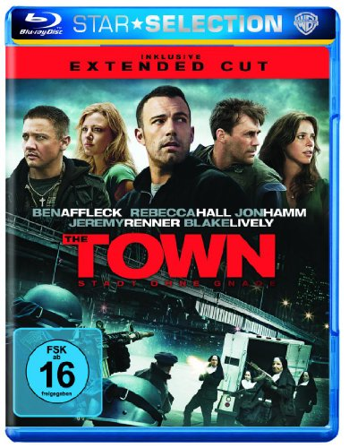 Warner Home Video - DVD The Town - Stadt ohne Gnade [Blu-ray]