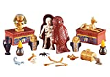 Playmobil - 6483 - Le Tombeau du Pharaon - Emballage ...