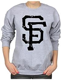 San Francisco SF Logo Womens Sweatshirt