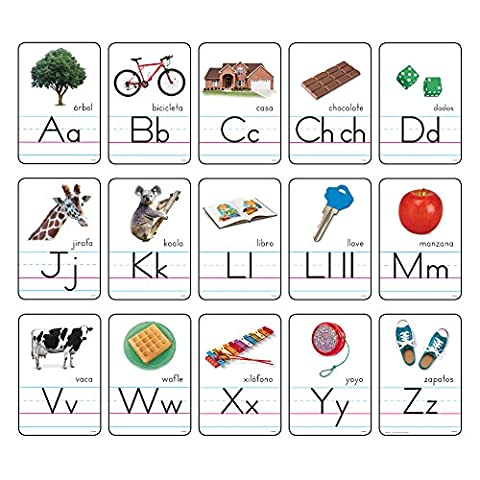 ARGUS Bulletin Board Sets, Franja Ilustrada Del Alfabeto