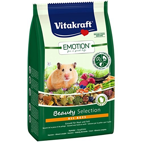Vita Fuerza Emotion Beauty All Ages, hámster – 600 g