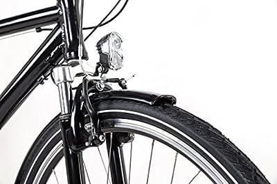 28 Zoll Alu Herren Cityrad Fahrrad Citybike Shimano Nexus 7 Gang Nabenschaltung