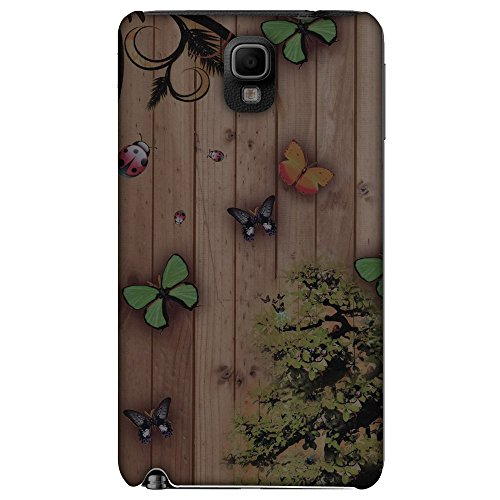 Samsung GALAXY Note 3 SM-N9000, Samsung GALAXY Note 3 SM-N900, Samsung GALAXY Note 3 SM-N9005 Designer Case Protective Back Cover Bonsai Butterfly for Samsung GALAXY Note 3 SMN9000, Samsung GALAXY Note 3 SMN900, Samsung GALAXY Note 3 SMN9005 - MADE IN INDIA  available at amazon for Rs.349