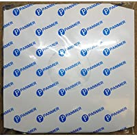 Fundas Interiores de Papel Blanco Forradas con Poli-LP para Discos de Vinilo de 50.8 x 30.4 cm