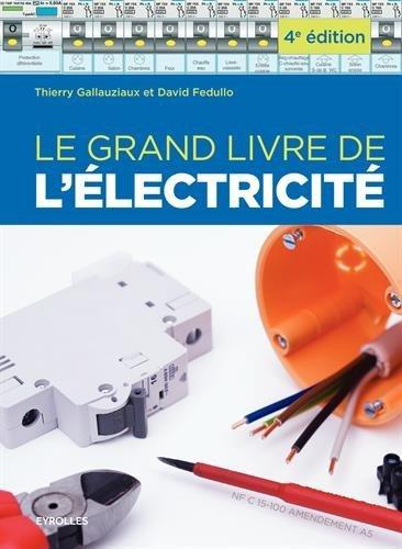 Le grand livre de l'électricité