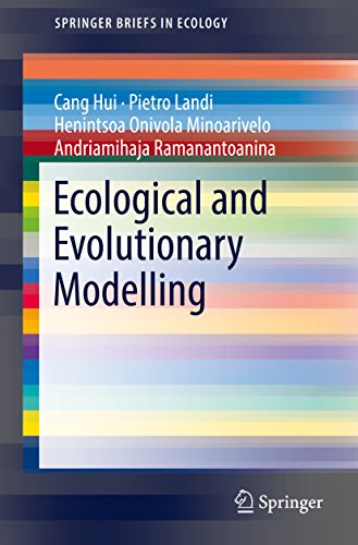 Ecological and Evolutionary Modelling (SpringerBriefs in Ecology) (English Edition)