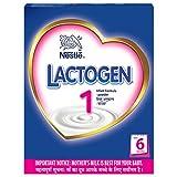 #9: Nestlé Lactogen 1 Infant Formula Powder, Upto 6 months, 400g