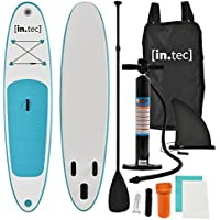 [in.Tec] Tabla de Surf Hinchable remar de pie Paddle Board 305 x