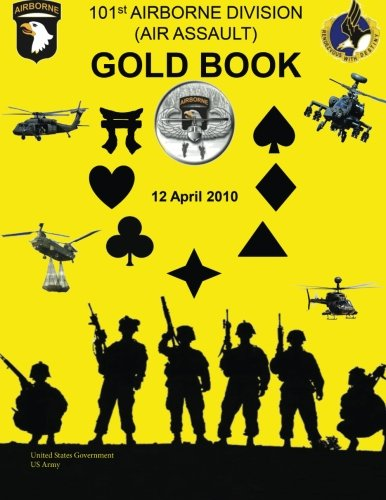 101st Airborne Division (Air Assault) Gold Book