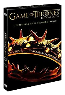 Game of Thrones (Le Trône de Fer) - Saison 2 - DVD - HBO (B00DSKW9M6) | Amazon price tracker / tracking, Amazon price history charts, Amazon price watches, Amazon price drop alerts
