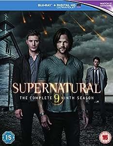 Supernatural - Season 9 [Blu-ray] [2015] [Region Free]