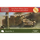 Panzer IV Tank MINT/New by Plastic Soldier Company
