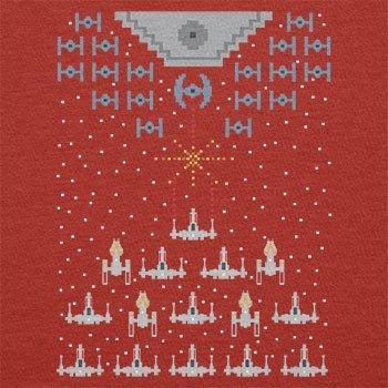 Texlab–Pixel Wars–Sacchetto di stoffa Rot